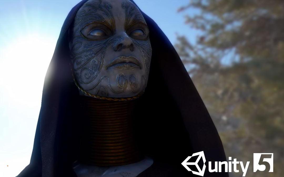 Unity unveil details of V5