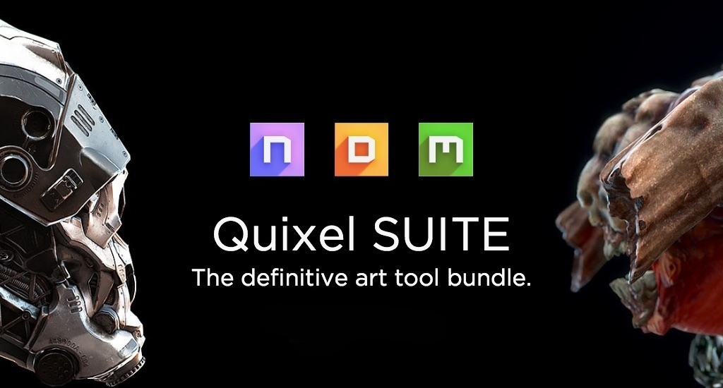 Quixel release new product suite