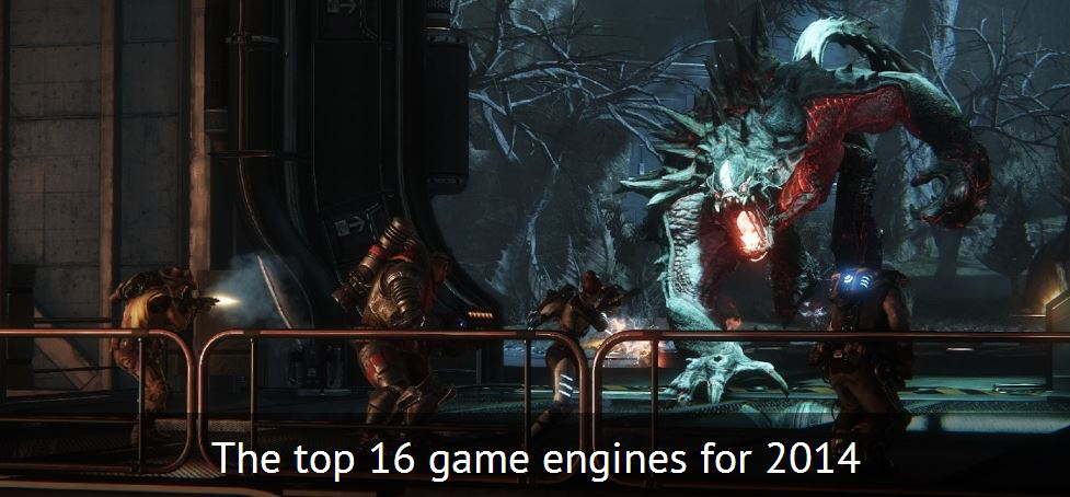 Develop : 16 best engines for 2014 review
